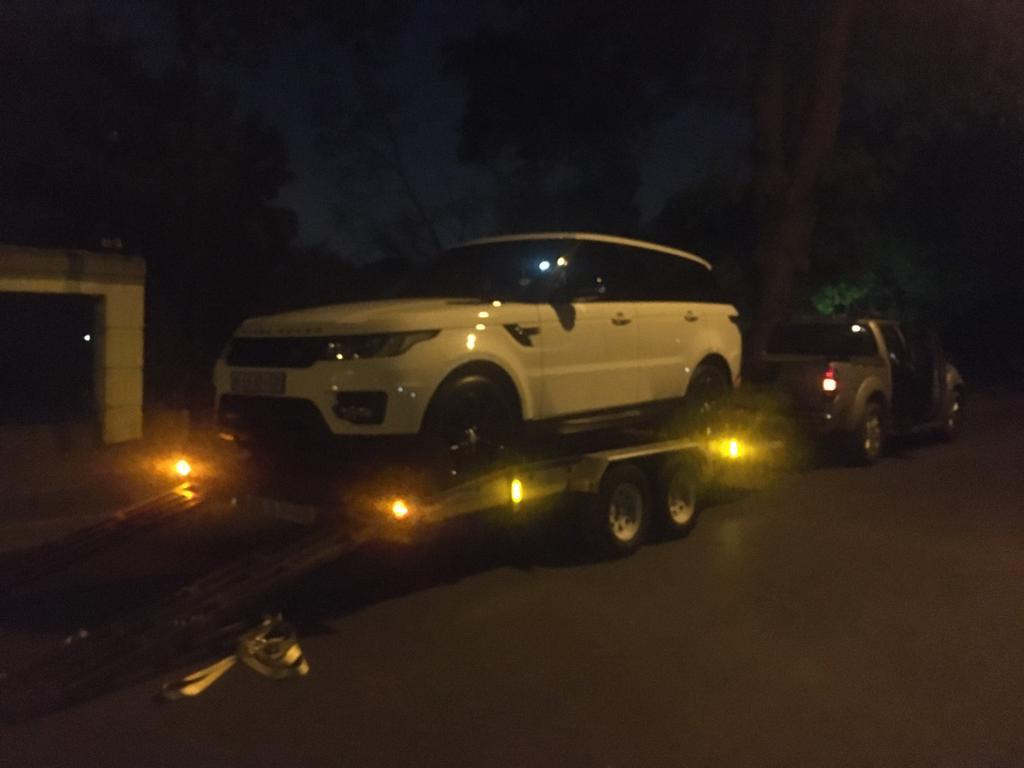 Car towing services Randburg
